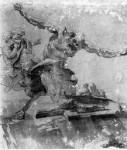San Girolamo adora il Crocifisso 1665
