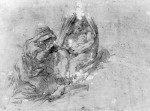 Cristo deposto con la Maddalena 1665