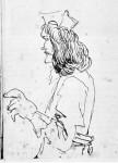 Caricatura maschile