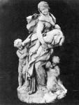 「慈愛」Carita テラコッタ 39cm ウルバヌス8世の墓のものと思われる