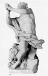 ライオンの穴の中のダニエルのための粘土習作 Daniele テラコッタモデル S.M.デル・ポポロ  ヴァチカン美術館所蔵