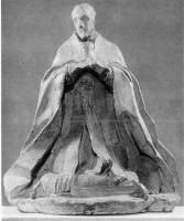 311-006アレッサンドロ7世の肖像の習作
