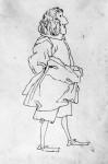 Caricatura di cavaliere