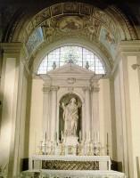 026-002S.ビビアーナ教会の主祭壇