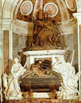 004-018ウルバヌス8世の記念碑