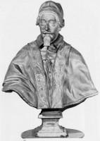 アレッサンドロ7世の胸像Busto di AlessandroⅦ