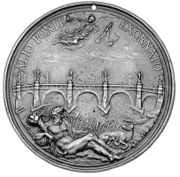 098-001サンタンジェロ橋メダル