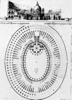 299-008コロッセオ内の聖堂構想案