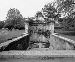 Fontana dell'Acqua Acetosaアセトーサの噴水