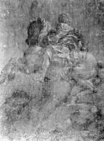 317-002ルイ14世の騎馬像デッサン
