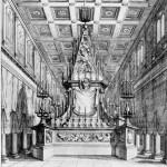 Catafalco per Muzio Mattei in S.M.Maggiore