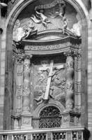 聖ヘレナの上部壁龕