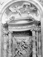 聖ロンギヌスの上部壁龕