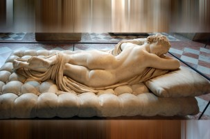 Louvre-Hermaphrodite