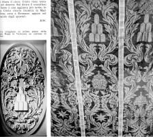 004-051アレッサンドロ7世のダマスカス織り