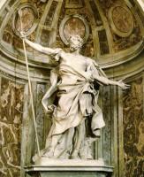 004-008聖ロンギヌスの像