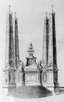 361-003アレッサンドロ7世のカタファルコ