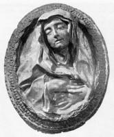 Medaglione per la memoria di Suor Maria Raggi:ヴァチカン美術館所蔵