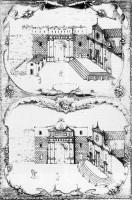 ポポロ門と広場のデザイン