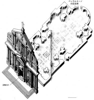 041-002ジェズ教会見取り図