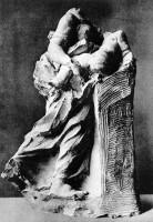 213-001アレッサンドロ7世の記念碑の天使モデル