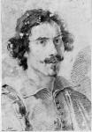 Ritratto del Bernini 1635-40 21×14.5cm