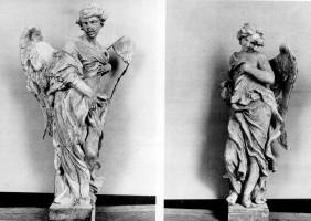 004-054天使像のテラコッタ