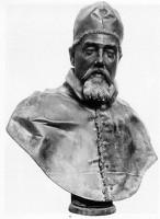 ウルバヌス8世の胸像Busto di UrbanoⅧ
