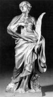 所蔵不明:聖アグネスのモデル